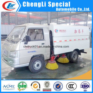 Mini Forland Sweeper chariot vide efficace Road Sweeper Chariot, Petite balayeuse chariot