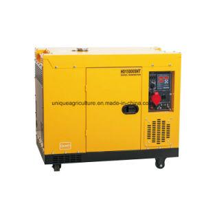 Funcionamiento silencioso los generadores diesel para la venta