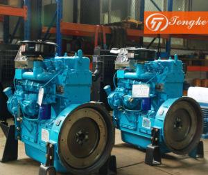 Motor diesel bomba de agua Bomba establecida