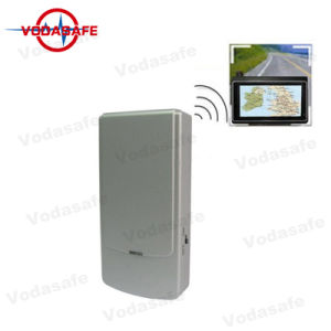 Mini Pocket GPS GSM/CDMA GSM / / / Dcs Phs de señal celular Jammer cobertura hasta 10 metros de aislamiento de la señal de teléfono móvil.