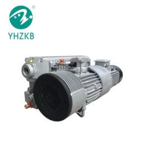 5.5kw CNCの真空据え付け品のための回転式ベーンの真空ポンプ