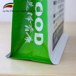 Alta calidad de Stand up Pouch bolsa de embalaje de alimentos para mascotas