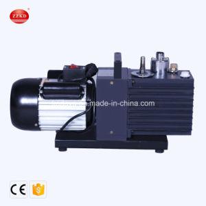 Oil-Sealed rotative à ailettes électrique des pompes à vide