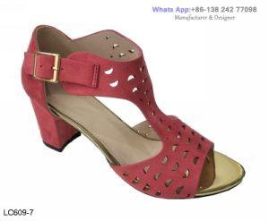 Les femmes Mesdames Chunky de Bloc haut talon chaussures sandales robe de fête