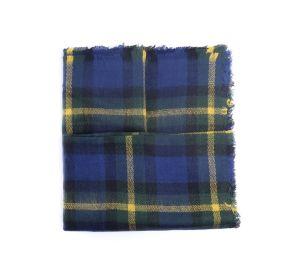 British Plaid coloridos espessamento Xale Cachecol Imitação Cashmere Mulher Pescoço lenço quente