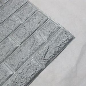 PE mousse Stickers muraux 3D Le papier peint