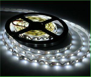 60PCS SMD hoher heller LED Farbband-Streifen mit wasserdichtem