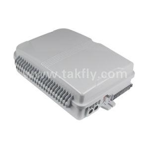 24 núcleos FTTH/FTTX Cuadro de Terminación de fibra óptica