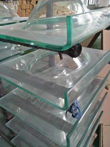 Bacia de vidro transparente com boa qualidade bom preço