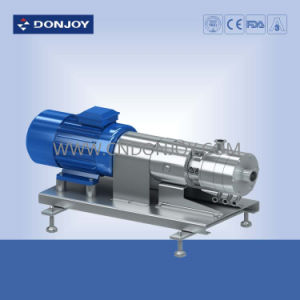 Multi- Stage Emulsified Homogenizing Softening Pump