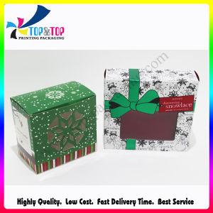 우아한 편리한 초 종이상자 장방형 초 포장 상자