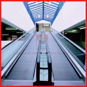 Großer Passagier-Fluss für beweglicher Weg-Rolltreppe
