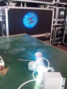 小型LEDの段階パターンライトロゴのGoboプロジェクター
