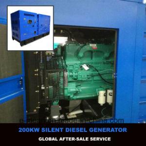 100kw Cummins Dieselgenerator-Set mit Cer ISO