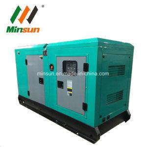 generatore sano silenzioso eccellente stabilito del diesel della prova di GEN di 20kVA 3phase Perkins