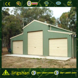 ISO9001の軽いSteel Structural Storage House: 2008年(L-S-049)