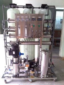 Sistema di osmosi d'inversione della strumentazione di trattamento delle acque 1000L/H