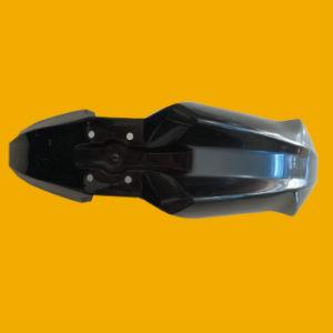Plastic Deel van motorfietsen, Zwarte van het Spatbord van Kawasaki Klx150 de Voor (kleur)