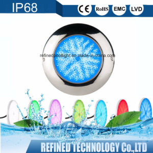 la resina di 40W 4000lm ha riempito l'indicatore luminoso del raggruppamento montato superficie subacquea di IP68 LED