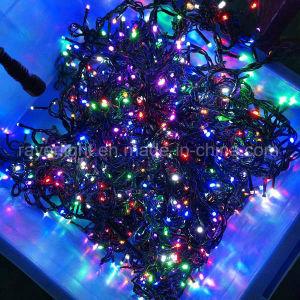 Feenhafte Lichter der LED-im Freien Weihnachtsdekoration-100m
