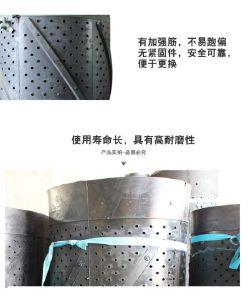 중국 제조자 산업 탄 폭파 기계 예비 품목 부속품