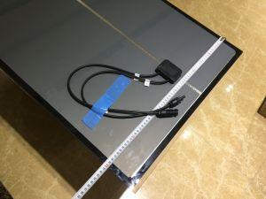 80W BIPV personnalisé de haute qualité Thin Film solaire au silicium amorphe de bord