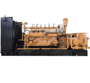 O alto desempenho 250kw Jichai Biogás Geneerator Definido