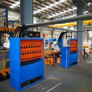 Macchina di trafilatura della macchina di ripartizione del Rod del rame della lega di alluminio