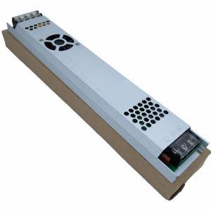 alimentazioni elettriche del driver del trasformatore di CC LED di CA di modo di commutazione di 300W 12V, alimentazione elettrica a una uscita ultra sottile di modo dell'interruttore SMPS per Lightbox