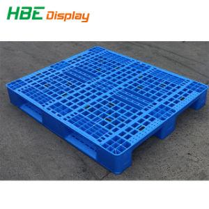 HDPE Goedkope Rekupereerbare Plastic Pallets met de Bodem van 3 Agenten