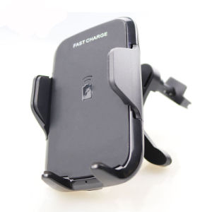 工場直接情報処理機能をもったチーの証明書携帯電話のための速い無線車の充電器か車の台紙