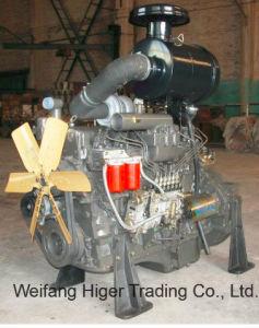 56kw/1500rpm Dieselmotor voor het Produceren