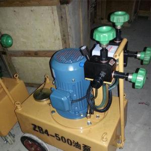 60MPa油圧電気油ポンプは油圧ジャックと一致した
