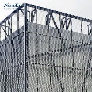 Décoration personnalisée les patrons en métal perforé en aluminium