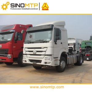 SINOTRUK HOWO 4X2 371HP caminhão trator RHD