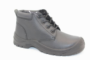 Acero Over-Cap estilos Normal Zapatos de seguridad Calzado de seguridad/Ax03019