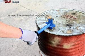 金属ドラムおよびプラスチックドラムのためのドラム栓のレンチ