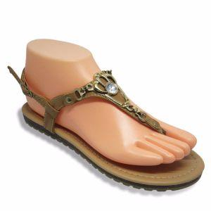 Populaires Mesdames fashion Sandales avec TPR seul