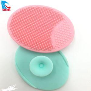 Лучшее качество ухода за кожей здоровье силикон макияж щетки с передней стойки
