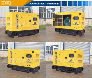 Cummins 20КВТ 25 ква электростанции Super Silent дизельного генератора