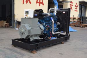 Insieme generatore di forza motrice di serie del motore diesel della Cina 150kw Ricardo