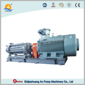 Pompa resistente a più stadi di alta pressione della pompa centrifuga dell'acqua calda