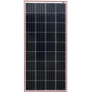 La poli 150W módulo solar para DC 12V del Sistema Solar