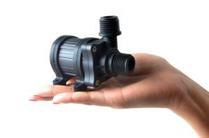 Бесщеточные двигатели постоянного тока центробежный водяной насос для медицинских рыб топливного бака