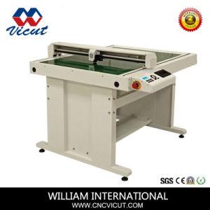 Sortie de précision économique rapide de haute qualité traceur de découpe à plat numérique VCT-MFC6090