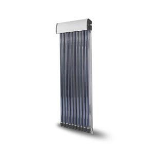 分割されたヒートパイプの真空管の加圧ソーラーコレクタのヒートパイプ