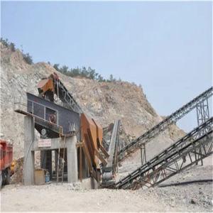 Riga di schiacciamento di pietra di grande capienza fatta in Cina