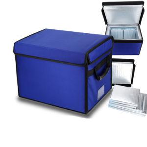 Nouvelle mode Portable sac à lunch box à isolation thermique des sacs de pique-nique alimentaire Femmes Hommes sac du refroidisseur