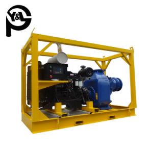 10-дюймовый дизельного двигателя на топливоподкачивающий насос для орошения