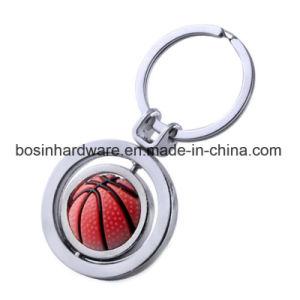 Regalos personalizados Llavero de metal de baloncesto